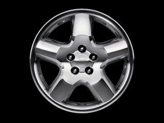 "18"" Chrome Wheel by Mopar ('07-'17 Compass MK)"