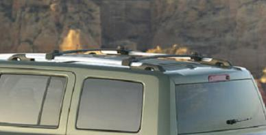 Roof Rack Cross Rails by Mopar ('07-'18 Patriot MK)