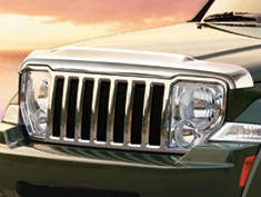 Mopar Chrome Grille ('08-'12 Liberty KK)