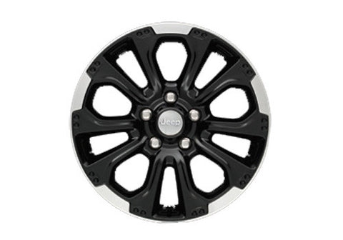 "Cast Aluminum 18"" Classic Wheel ('11-'19 Grand Cherokee WK2)"