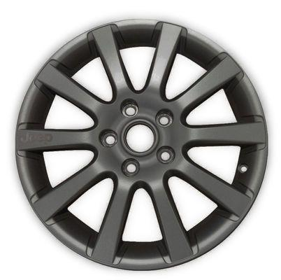 "18"" Polished Satin Carbon Wheel by Mopar ('07-'14 Wrangler JK, '06-'10 Commander XK, '99-'10 Grand Cherokee WJ, WK)"