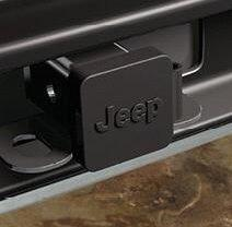 "2"" Hitch Receiver Plug by Mopar (Universal) - Jeep World"