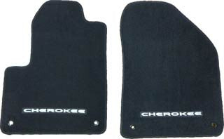 Mopar Jeep Cherokee Floor Mats ('14-'15 Cherokee KL) - Jeep World