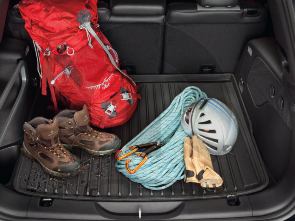 Cargo Liner, Black by Mopar ('14-'18 Cherokee KL) - Jeep World