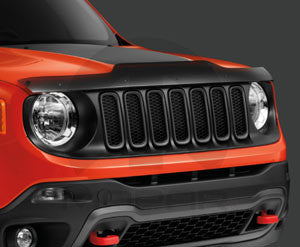 Mopar Bug Deflector (2015+ Jeep Renegade BU) - Jeep World