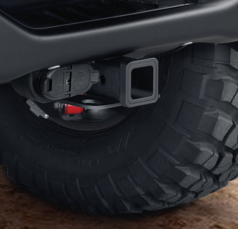 Hitch Receiver by Mopar ('19 Wrangler JL)