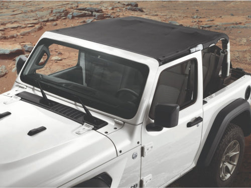 Sun Bonnet Soft Top by Mopar  (2018+ Wrangler JL 2-Door)