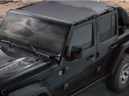 Sun Bonnet Soft Top by Mopar (2018+ Wrangler JLU)