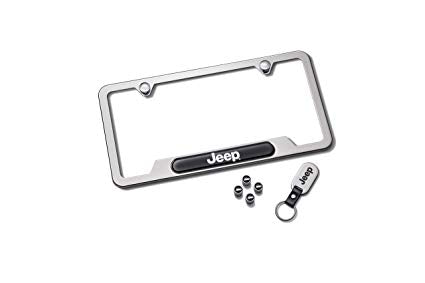 License Plate Gift Set by Mopar (Universal)