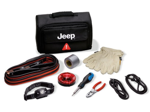 Roadside Safety Kit with Jeep® Logo by Mopar - (universal)