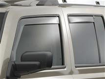 Dark-Tint Vent Visors, Set of Four, by WeatherTech ('06 - '10 Commander XK)