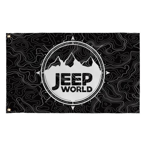 Jeep World Flag