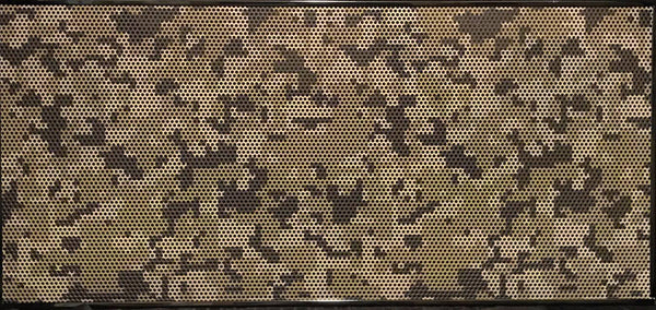 camo design for grille