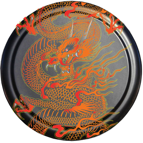 Colortek Rigid™ Dragon Tire Cover (Liberty KJ, Wrangler CJ, YJ, TJ, & JK)