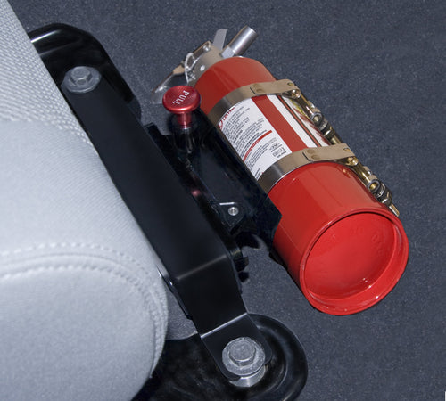 Quick Release Fire Extinguisher Mount by DV8 Offroad