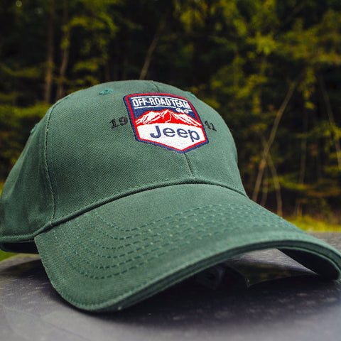 Jeep Off Road Team Hat