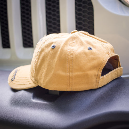 Distressed 3D Star Cap by Jeep
