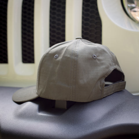 3D Logo Olive Hat by Jeep