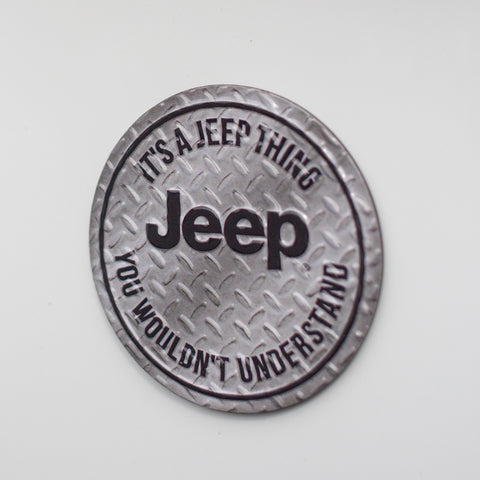It's A Jeep Thing Magnet by Open Roads Brands
