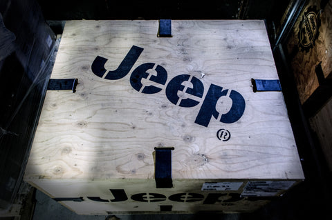 "Mopar 2"" Lift Kit ('07-'12 Wrangler JKU 4 Door 3.8L Engine)"
