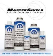 Master Shield, Leather Protection - (universal)