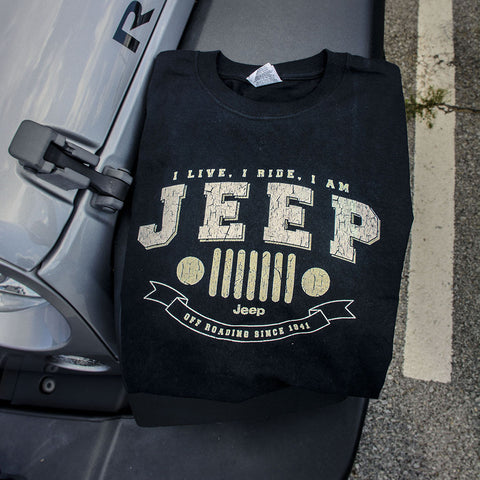 Jeep I Am Off Roading T-Shirt