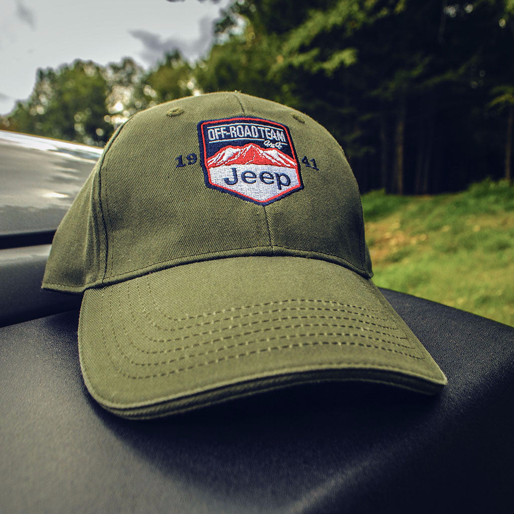 Jeep Off Road Team Hat Jeep World
