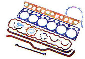 Intake & Exhaust Gasket for 4.0L Engines by Mopar ('87-'98 all models)