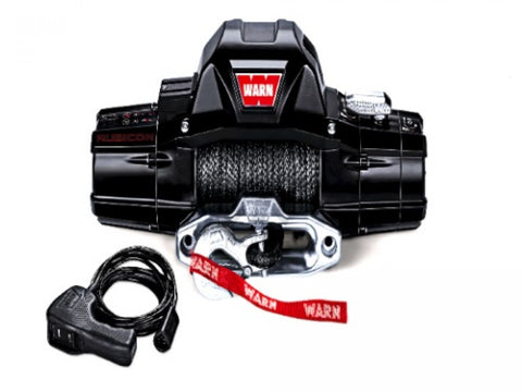 Exclusive Jeep® Performance Parts Rubicon Winch by Mopar - ('20 Gladiator JT, '18-'19 Wrangler JL)