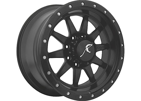 1057 Hit & Run Wheel, 5x5 Bolt Pattern, 20x9 by Raptor Series ('07-'18 Wrangler JK)