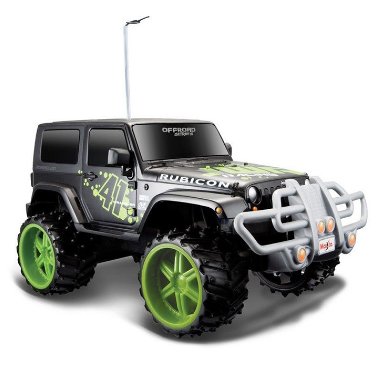 Remote Controlled Wrangler