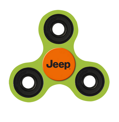 Jeep® Fidget Spinner