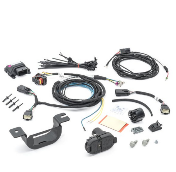 Astonishing Hitch Receiver Wiring Harness For Jeep Wrangler Jl 82215398Ab Wiring Cloud Tobiqorsaluggs Outletorg
