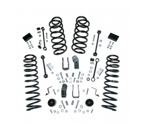 Suspension Lift Kit, 2.5 Inch by Alloy USA ('19 Wrangler JLU 4 Door)