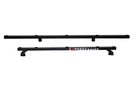 Multi-Function MID & REAR Crossbars by Exposed Racks ('07-'18 Wrangler JKU 4-Door)