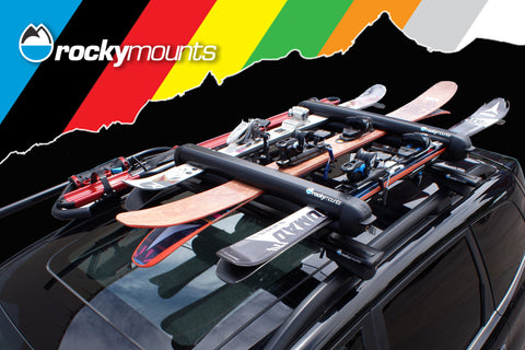 LiftOp Smalls Ski Carrier by RockyMounts (Universal)