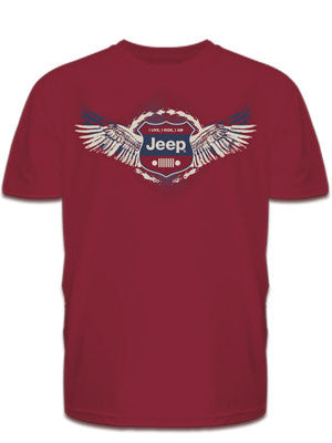 Jeep Wings Tee