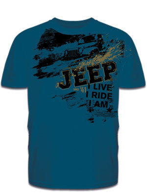 Jeep Mud Splatter T-shirt