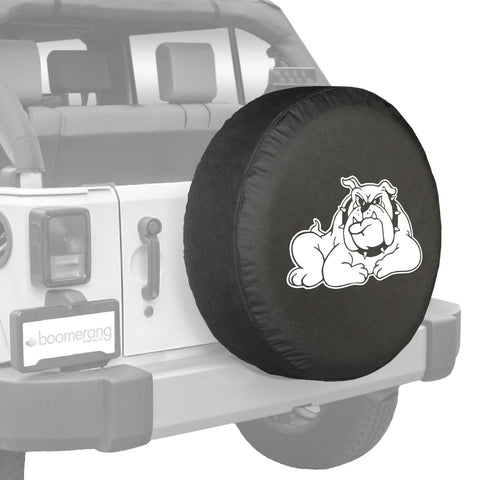 Colortek Bulldog Soft Tire Cover (Liberty KJ, Wrangler CJ, YJ, TJ, & JK)