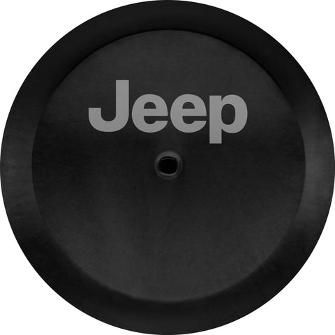 Spare Tire Cover, Cloth by Mopar ('18-'19 Wrangler JL)