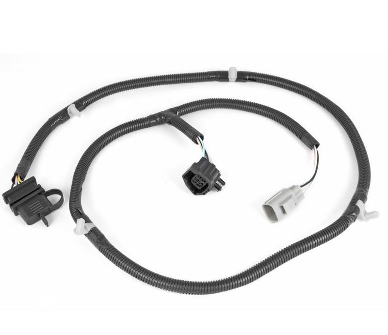 Rugged Ridge 4-Way Wire Harness for Factory or RR Hitches ('07-'18 Wrangler JK)