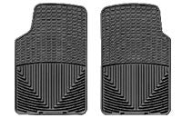 WeatherTech All-Weather Mats ('90-'13 Wrangler YJ, TJ, JK)