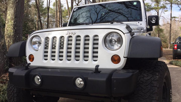 American Tactical Back The Blue Amp Fire Department Grille