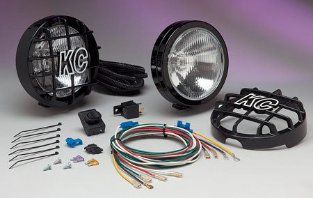 KC Slimlite Driving Kit ('07-'10 Wrangler JK)