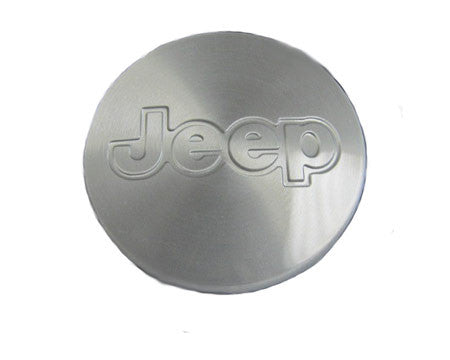 Jeep wheel center cap