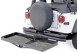 Universal Cargo Rack by Rugged Ridge