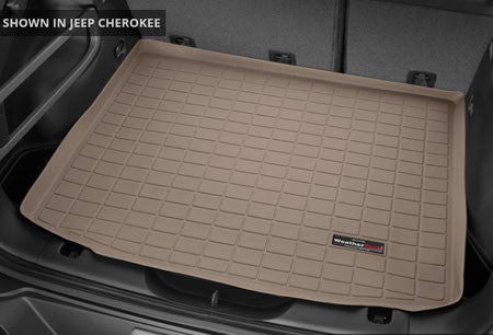 Cargo Tray by Weathertech ('84 - '01 Cherokee XJ, 2014+ Cherokee KL) - Jeep World