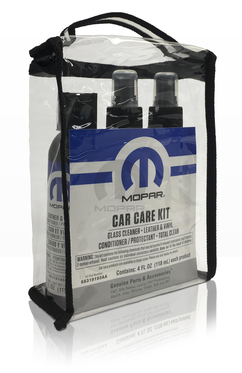 Mopar Car Care Kit