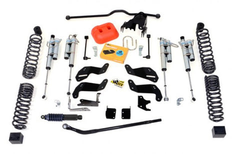 "AEV DualSport RS Suspension 3.5""/4.5"" ('07-'18 Wrangler JK)"