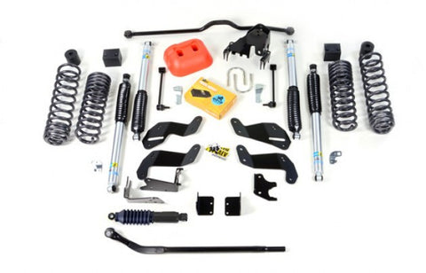 AEV DualSport SC Suspension 3.5 Inch/4.5 Inch ('07-'18 Wrangler JK)